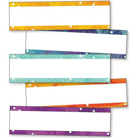 Carson Dellosa CD-149001 Galaxy Magnetic Labels - image 1 de 1