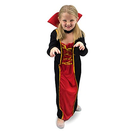 Party Novelties Halloween Costumes (Boo! Inc. Vexing Vampire Children's Halloween Dress Up Party Roleplay)