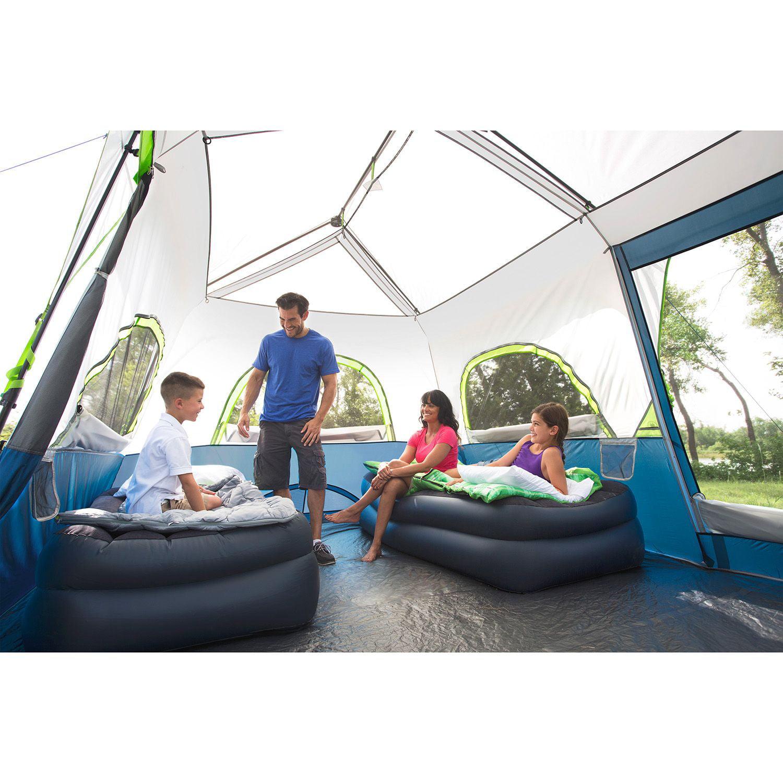 sc 1 st  Walmart & Campvalley 10-Person Instant Cabin Tent - Walmart.com