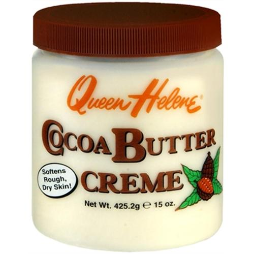QUEEN HELENE Cocoa Butter Creme 15 oz (Pack of 6)