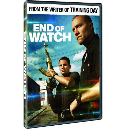 END OF WATCH (DVD) (ENG SDH/SPAN/FREN/WS/1.85:1)
