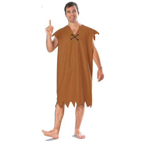 Barney Rubble Mens Flintstones Costume R15744 - Standard Large - Flinstone Costume