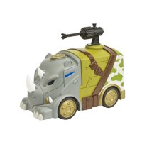 Teenage Mutant Ninja Turtles lights and sounds Combat Truck - Rocksteady