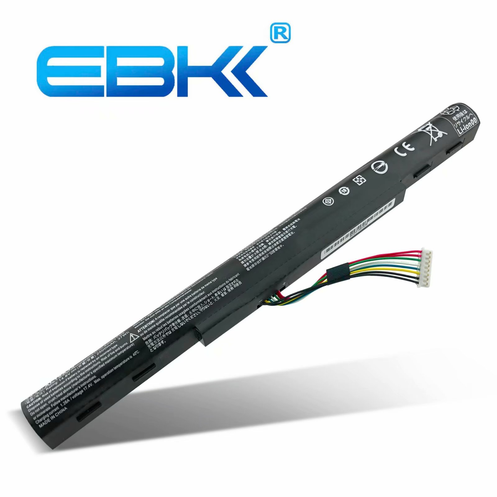 AL15A32 AL15A32 4ICR17//65 Batteria compatibile per notebook ACER 4ICR17//65