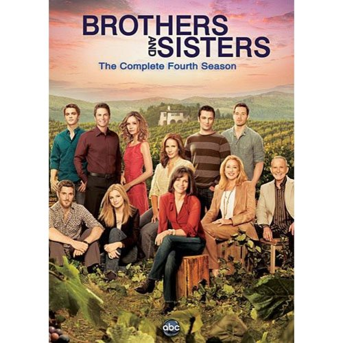 BROTHERS & SISTERS-4TH SEASON (DVD/6 DISC/WS/SP-FR-SUB)