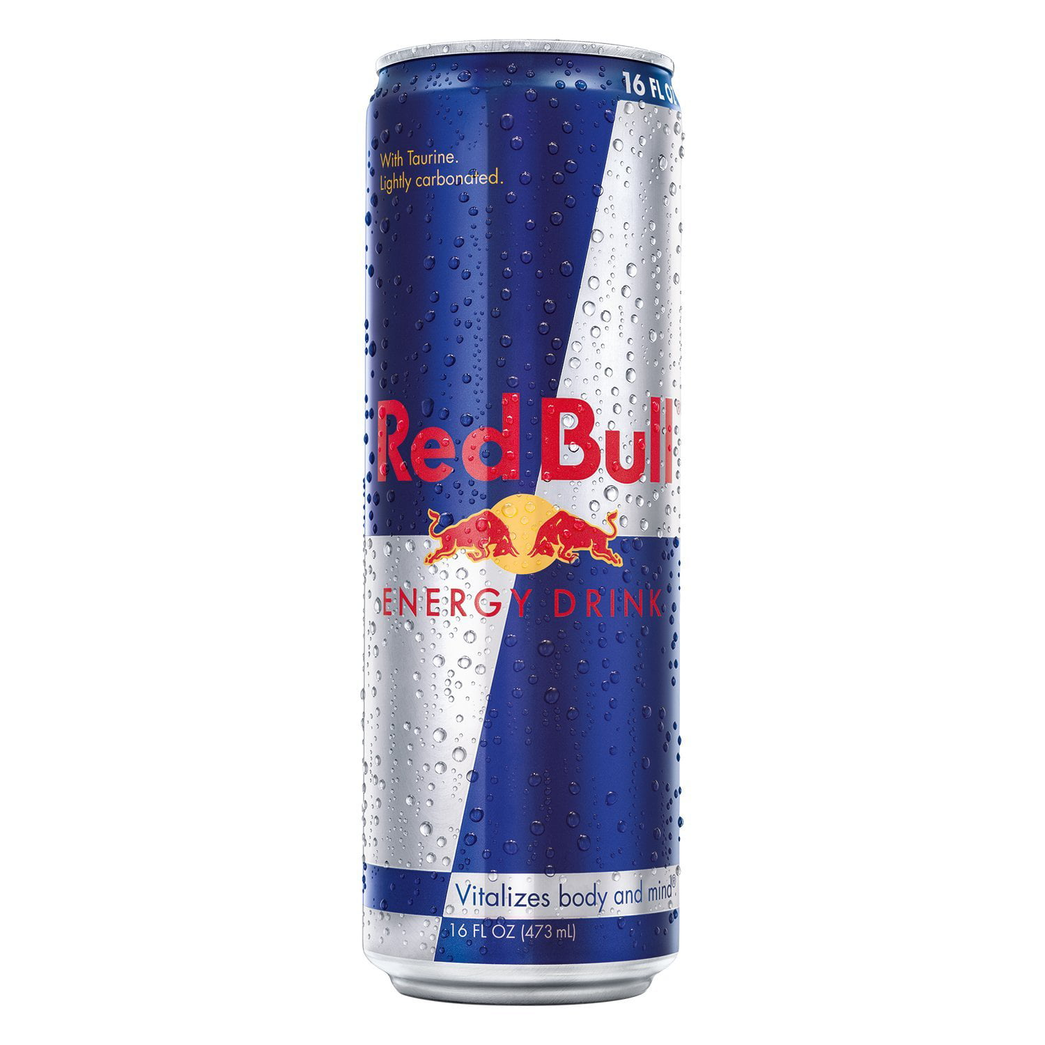 Red Bull Energy Drink 16 Fl Oz Cans 12 Pack Walmartcom