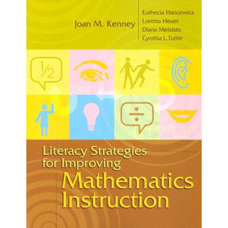 Literacy Strategies for Improving Mathematics Instruction (Comprehensive Literacy Instruction)