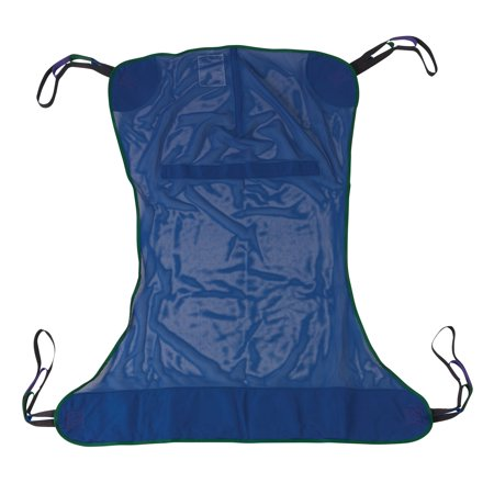 Drive Medical Full Body Patient Lift Sling, Mesh, (Drive Sling Seat)