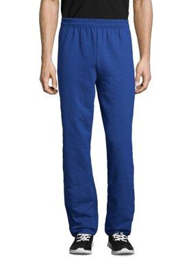 Hanes Men's and Big Men's EcoSmart Fleece Sweatpants, up to Size 3XL