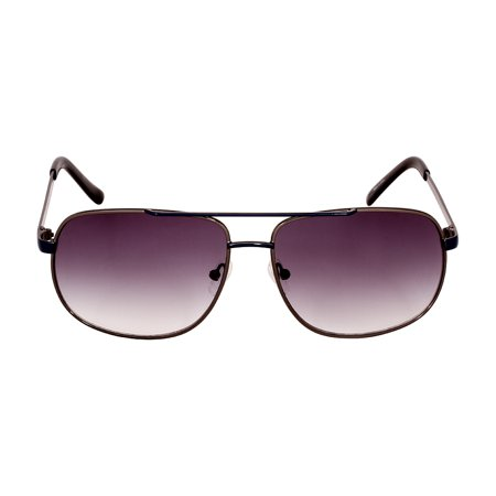 Kenneth Cole Reaction Metal Frame Smoke Gradient Lens Men's Sunglasses (Kenneth Cole Sunglasses Mens)