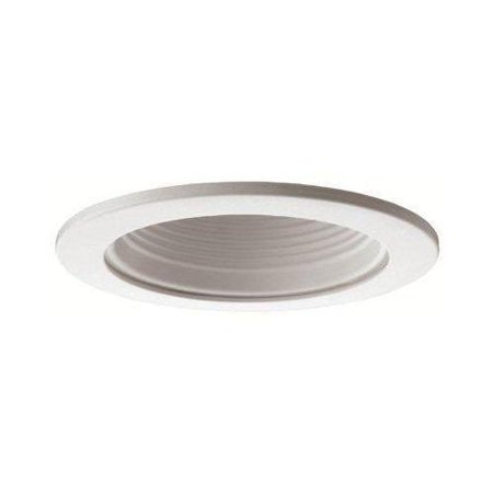 Stevens Electrical Manufacturing Inc Raptor Lighting 6 Inch Recessed Trim Whi