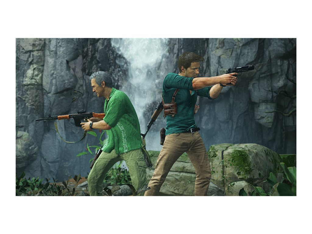 Uncharted 4 A Thiefs End Collectors Edition Sony PlayStation 711719502173