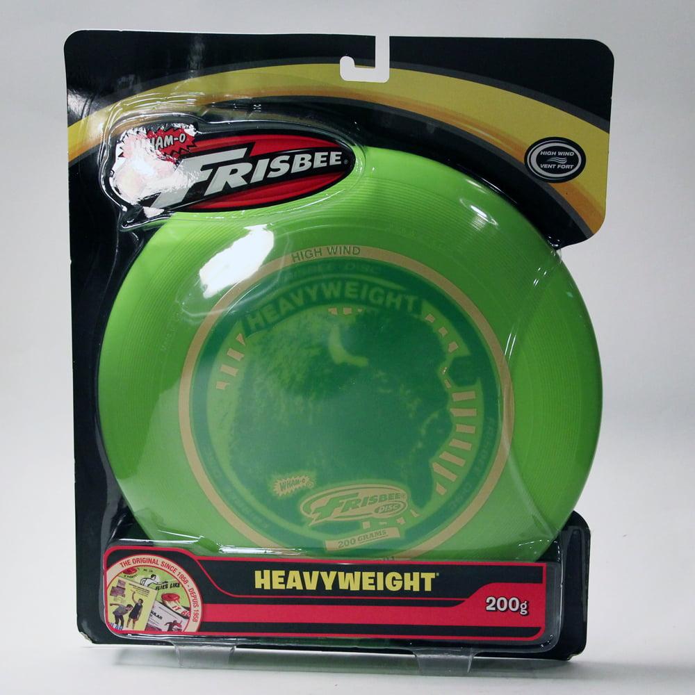 Wham-O Frisbee 200g Heavyweight Disc (Green) Graphics Vary