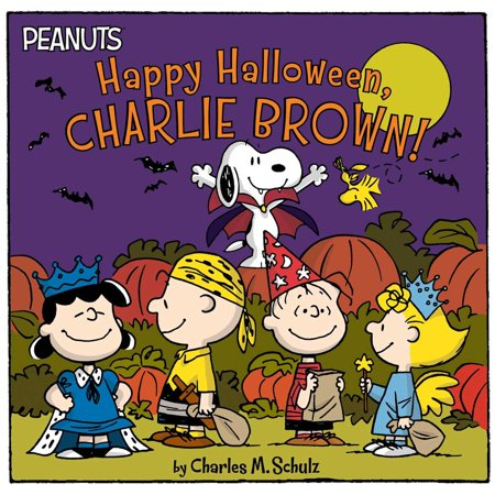 Happy Halloween, Charlie Brown! - eBook - Charlie Brown Halloween Birthday Party