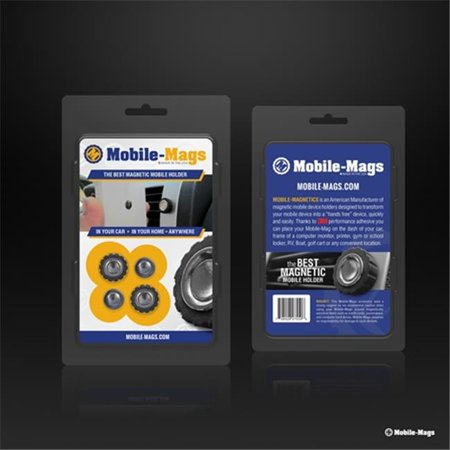 Mobile-Mags 27550 Button Mag