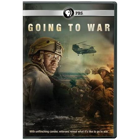 Going To War (DVD)