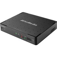AVerMedia EzRecorder 310 - Functions: Video Recording - 1920 x 1080 - MP4, H.264 - Network (RJ-45) - USB - Audio Line In