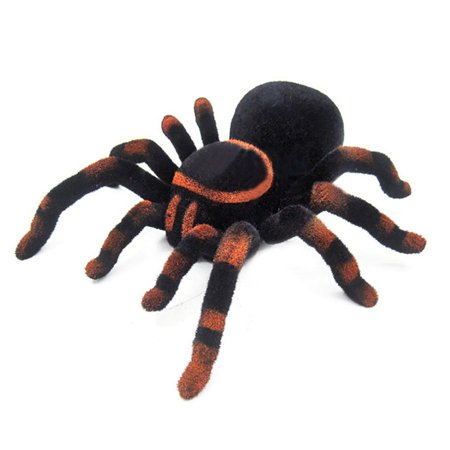 Children Simulation Tarantula Remote Control Spider Tidy Scary Toy - image 1 of 6