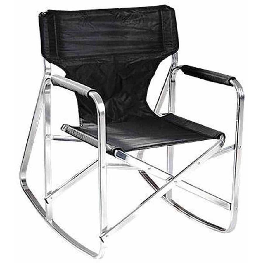 Mingu0027s Mark Folding Rocking Directoru0027s Chair
