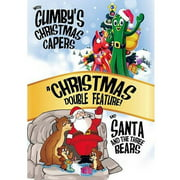 A Christmas Double Feature: Gumby's Christmas Capers   Santa And The Three Bears by Legend