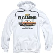 Chevy Also A Truck Mens Pullover Hoodie