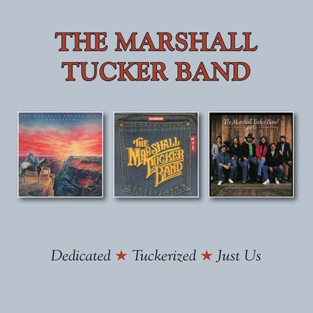 Dedicated / Tuckerized / Just Us (CD) ()