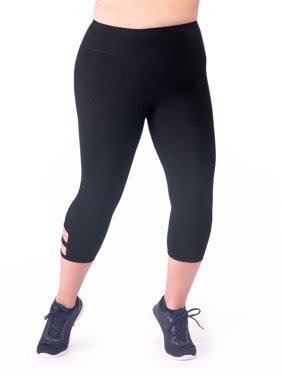 279c649b07dd5 Womens Plus Activewear Leggings, Pants & Capris - Walmart.com