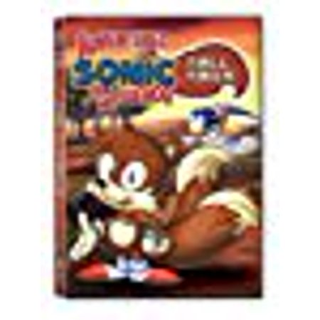 Sonic The Hedgehog And Tails (Adventures of Sonic the Hedgehog: Tall)
