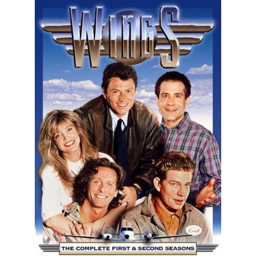 Wings - Wings: Seasons 1-2 [DVD]