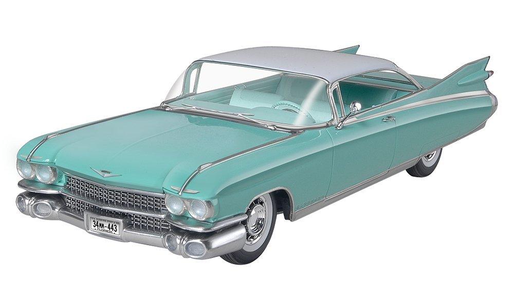 Monogram 59 Cadillac Eldorado Hardtop Model Kit, Skill level 3 w 154 pieces; molded in... by