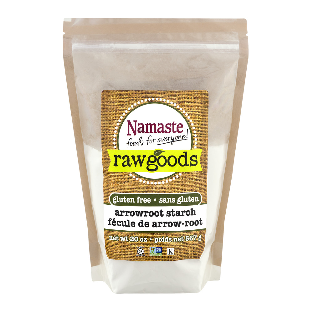 Namaste Foods Raw Goods Gluten Free Arrowroot Starch, 20 oz