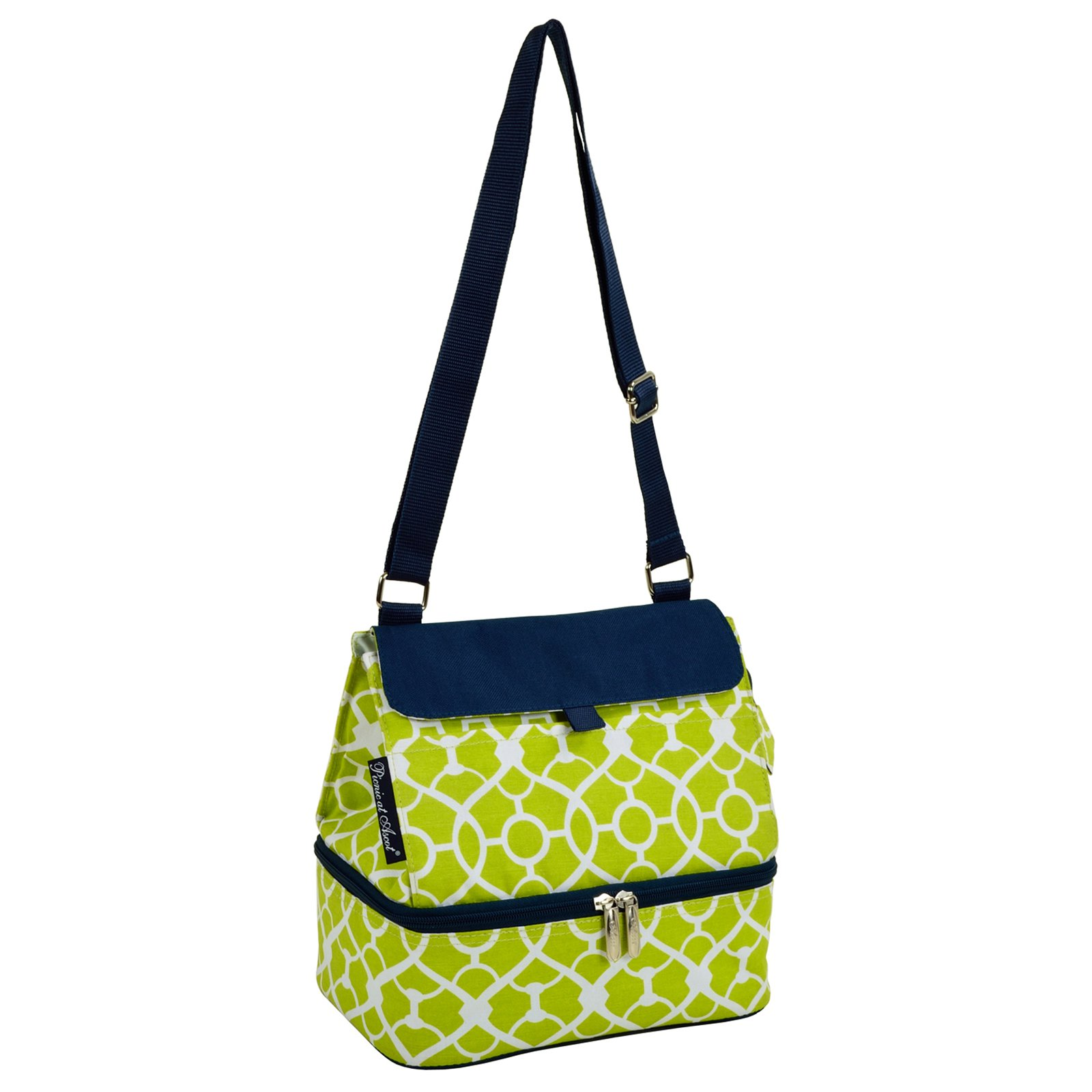 """Picnic at Ascot Lunch Cooler  10"""" x 9.75"""" x 6.5"""""""