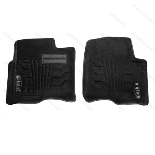 Lund L32-583129B 2017 Super Duty Catch-It Carpet First Row Black Floor Liners Fits - image 1 of 1