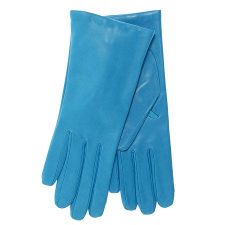 Cashmere Extra Long Gloves (Fratelli Orsini Everyday Women's Italian Cashmere Lined Leather Gloves )