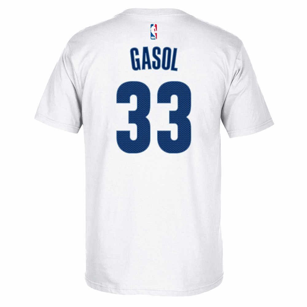netherlands marc gasol memphis grizzlies nba adidas white name number player  jersey team color t shirt ac34a7902