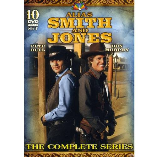 Alias Smith And Jones: The Complete Series (Full Frame)