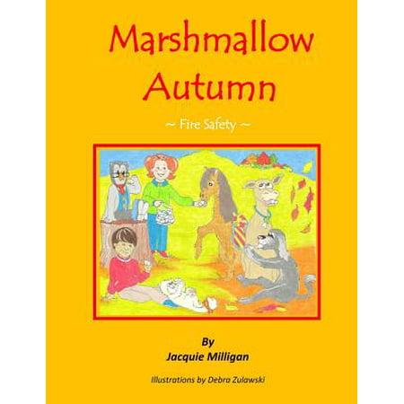 Marshmallow Autumn : Fire Safety - Rapid Fire Marshmallow Shooter