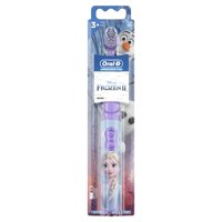 Oral-B Pro-Health Jr. Disney Frozen Kids Electric Toothbrush, Soft
