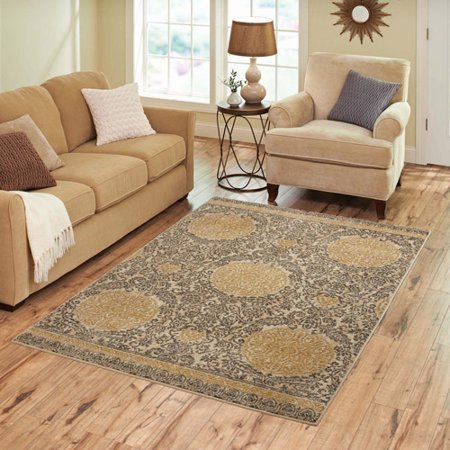 Better Homes Gardens Bhg Floral Paisley 60x84 Area Rug