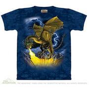 Youth Golden Dragon T-Shirt