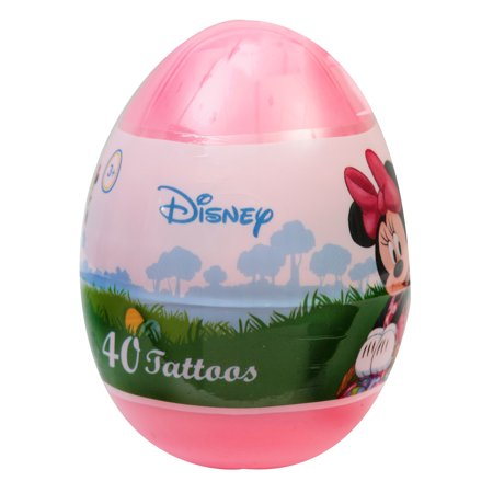 Disney 40 Minnie Tattoo Filler Egg (Disney Eggs)