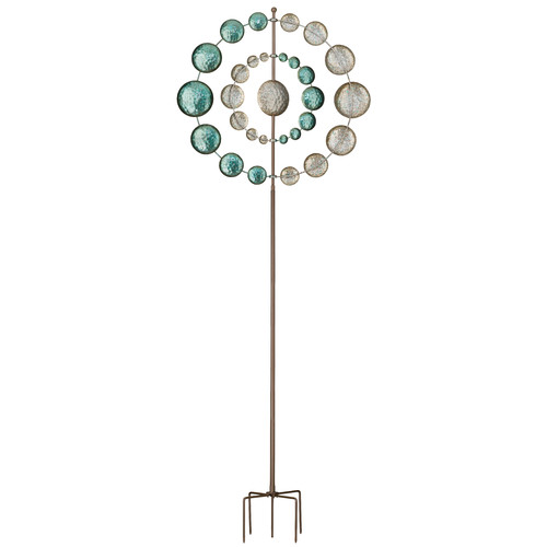 Regal Art & Gift Vertical Orbit Kinetic Garden Stake by Regal Arts & Gifts