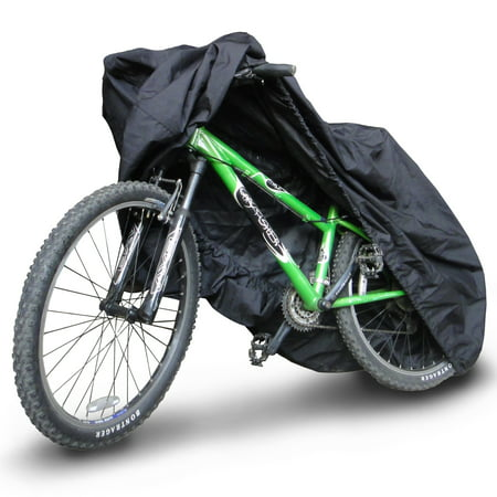 Budge Waterproof Bicycle Cover, Waterproof Outdoor Protection for Bicycles, Multiple