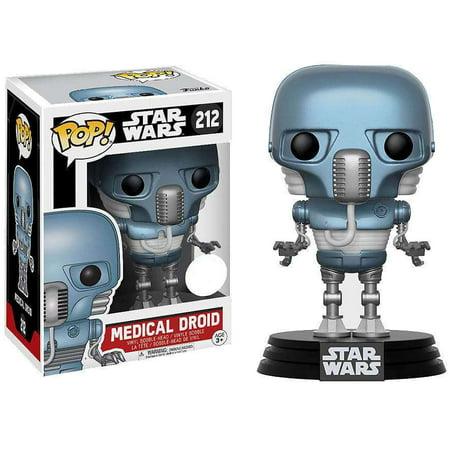 Funko POP! Star Wars Medical Droid Vinyl Bobble Head - Halloween Bobbleheads