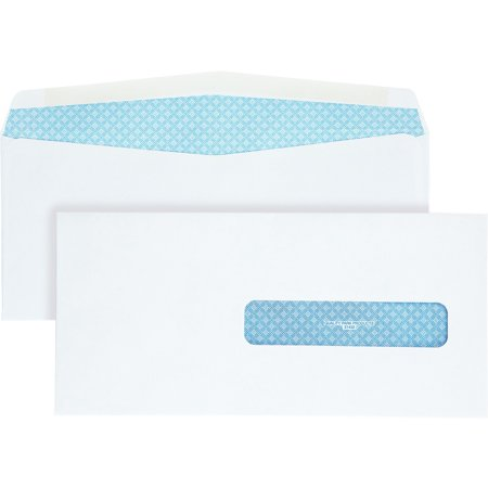 Claim Form Window Envelopes - Quality Park, QUA21432, HCFA-1500 Claim Form Envelopes, 500 / Box, White