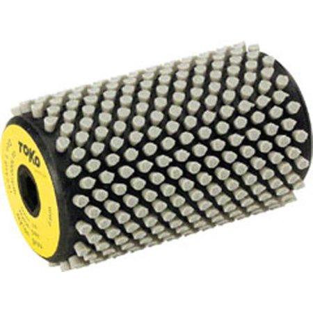 Toko Nylon Rotary Brush - Grey - 4mm - 5542525