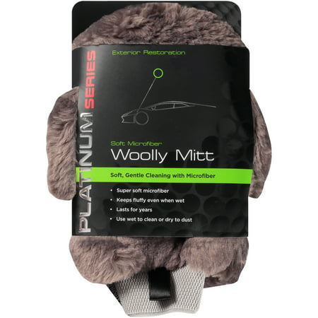 Platinum Series Soft Microfiber Woolly