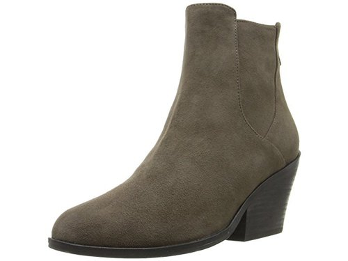 Eileen Fisher Womens Peer-Su Ankle Bootie