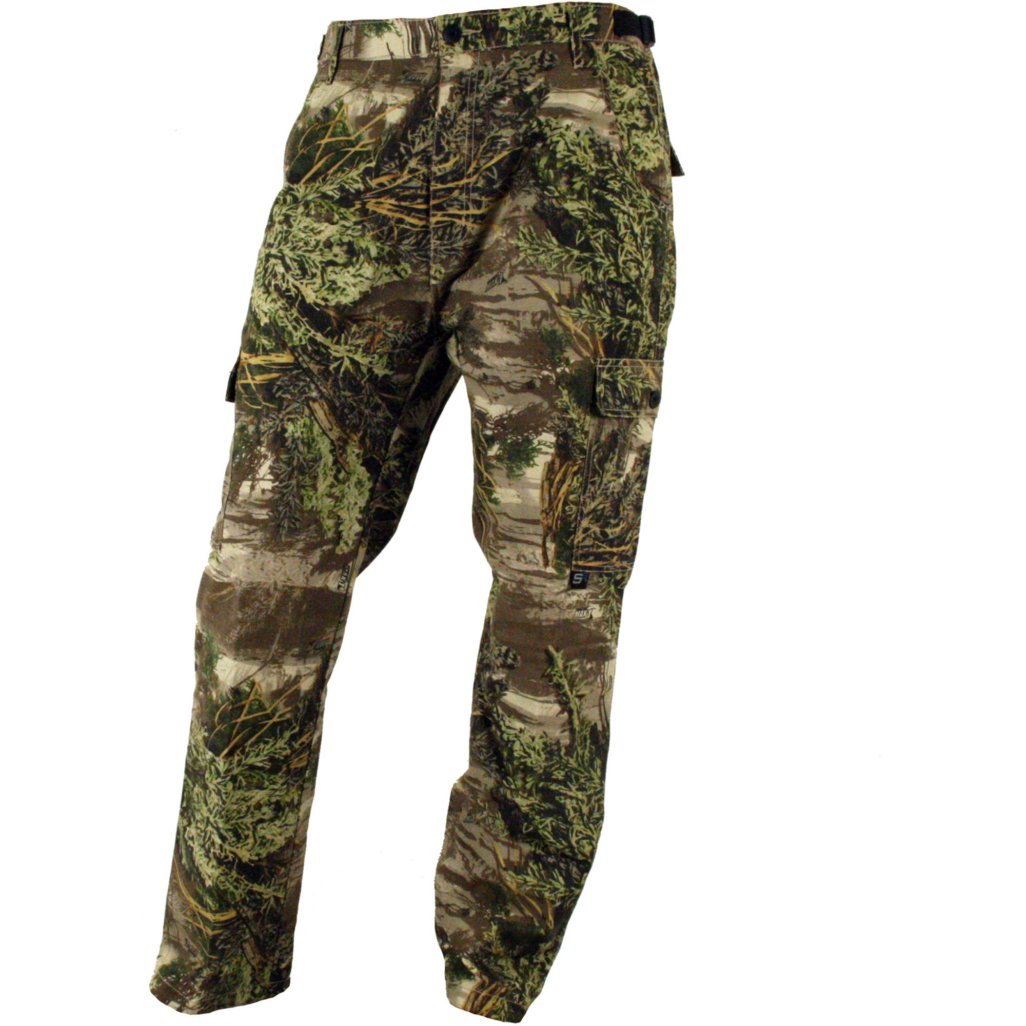 Men's S3 Silver Infused Anti-Microbial Camo Pants ScentBlocker, Available in Multiple Sizes