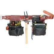 Occidental Leather B5625SM Builder Black Framer Framing Tool Bag Belt - Small